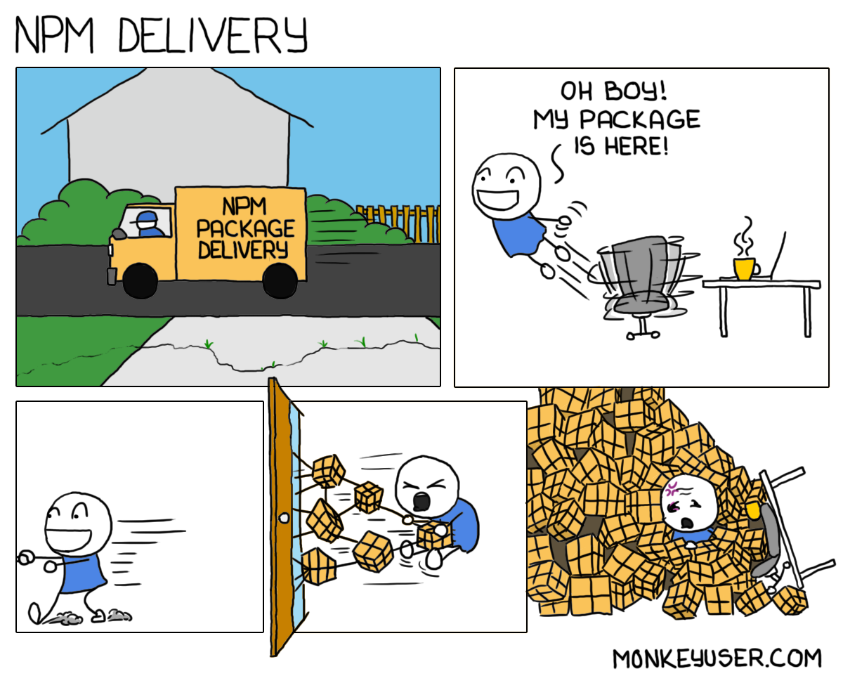 NPM Delivery