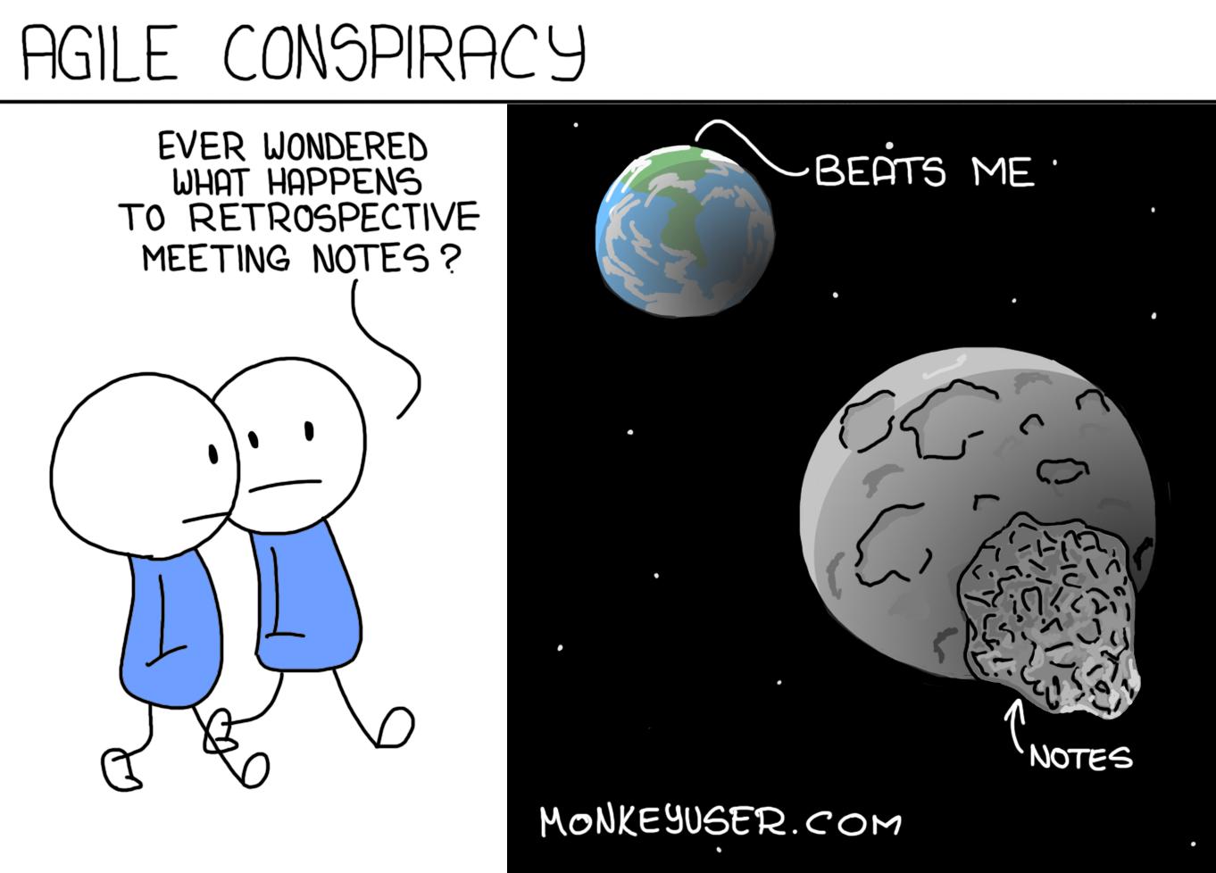Agile Conspiracy