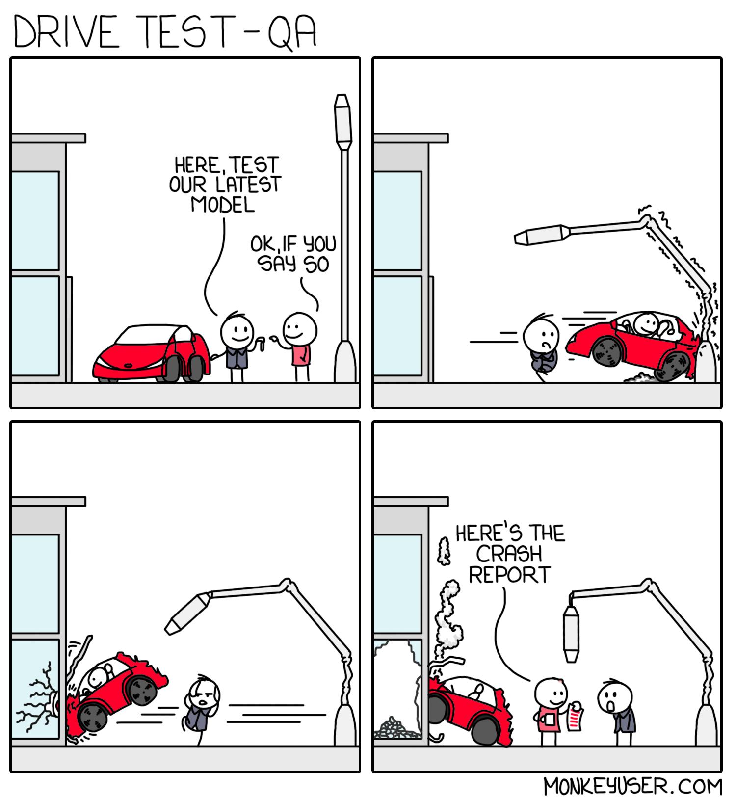 Drive Test - QA