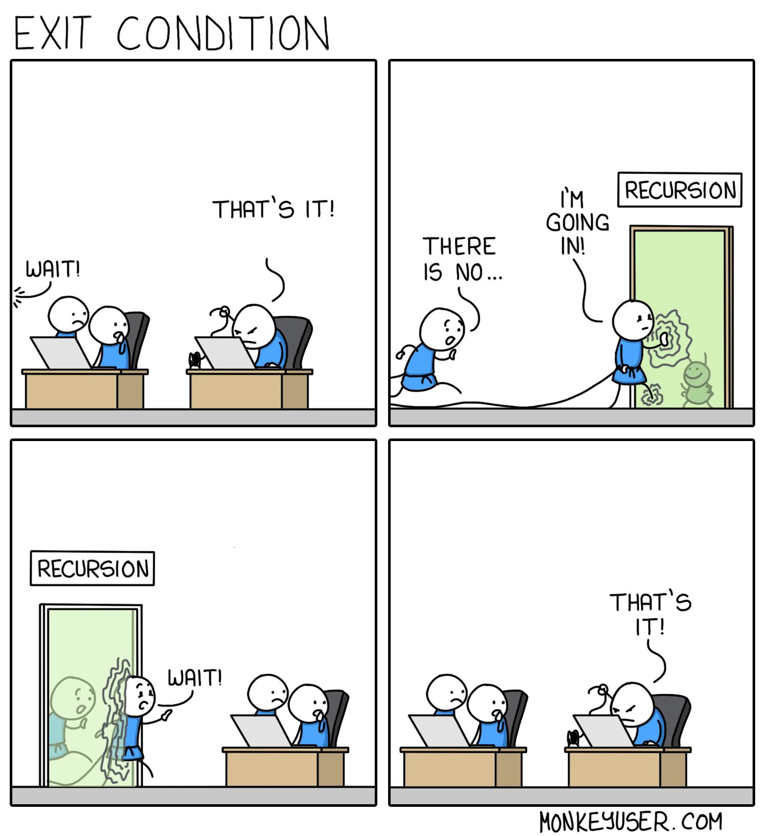 Exit Condition