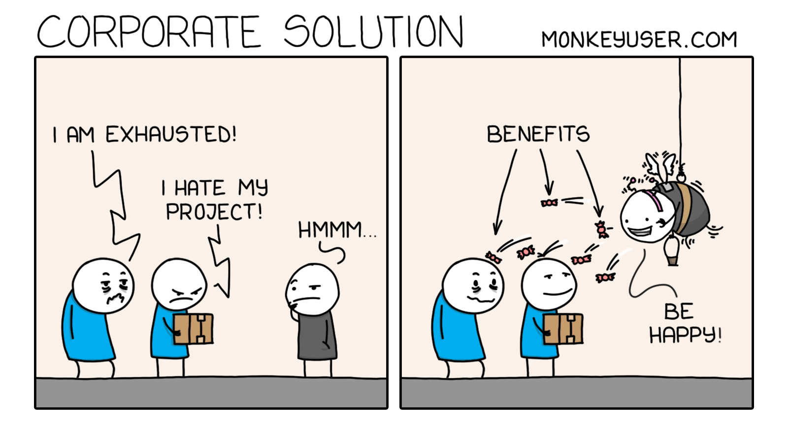 Corporate Solution